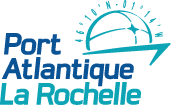 Logo Port Atlantique La Rochelle - Bac à marée - Société TEO